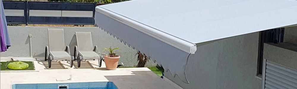 סוכך חשמלי למרפסת